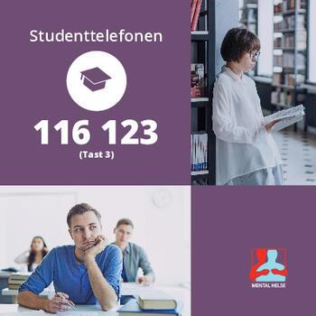 studenttelefonen- mental helse