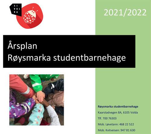 Årsplan 2021-2022