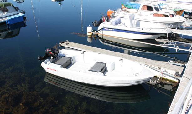 Båt Volda